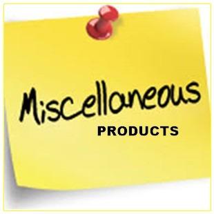 Misceallaneous