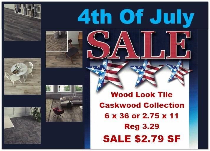 4th of July Tile