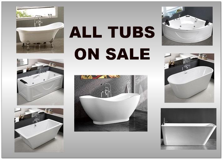 BATH TUB SALE