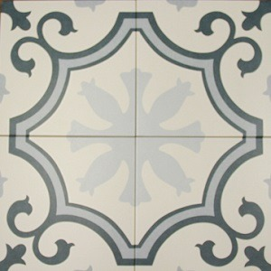 ARTIC LACOUR DECORATIVE PORCELAIN TILE