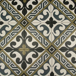 BLUE VERSALLES DECORATIVE TILE