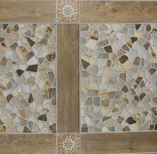 Natural Sidney Decorative Floor Tile