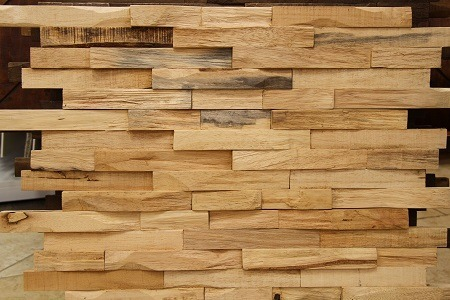 BORNEO WOOD WALL PANEL