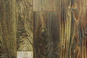 Laminate is great for that expensive hardwood appearance without the expensive price tag.
