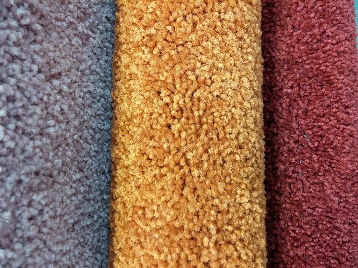 Solution dyed carpeting is great for homes and businesses
