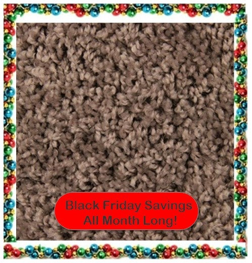 SOFT TAUPE BREAKAWAY POLYESTER CARPET