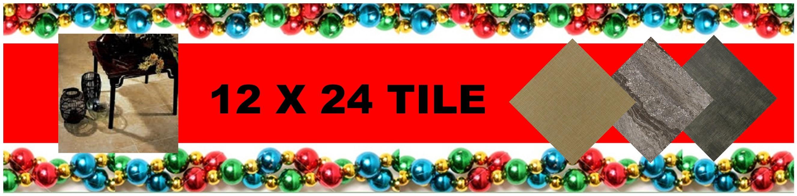 CHRISTMAS 12 X 24 TILE HEADER