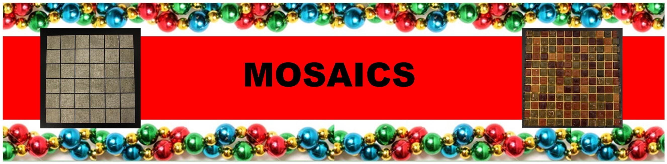 CHRISTMAS MOSAICS HEADER