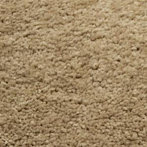 Bleached Hay Winning Hand Polyester Carpet