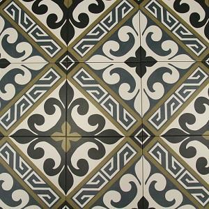 Blue Versalles Porcelain Decorative Tile