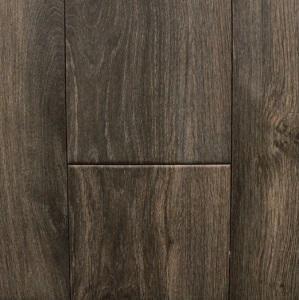 Brown Rainforest Wood Look Ceramic Tile Swatch