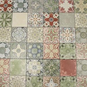 Colors Xerea Porcelain Decorative Tile Swatch