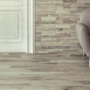 Cream Caskwood Wood Look Porcelain Tile
