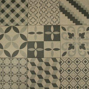 Mix Grey Boreal Porcelain Decorative Tile