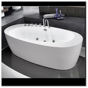 C3204 Freestanding Acrylic Bathtub