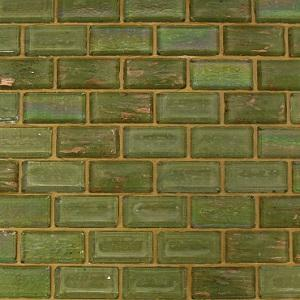 Green American Glass Mosaic Collection