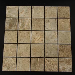 Napoleon Block Mosaic Porcelain Tile