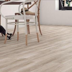 Taupe Pecan Wood Look Porcelain Tile