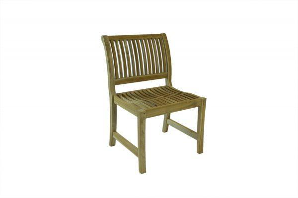 Traditional Side Chair Teak