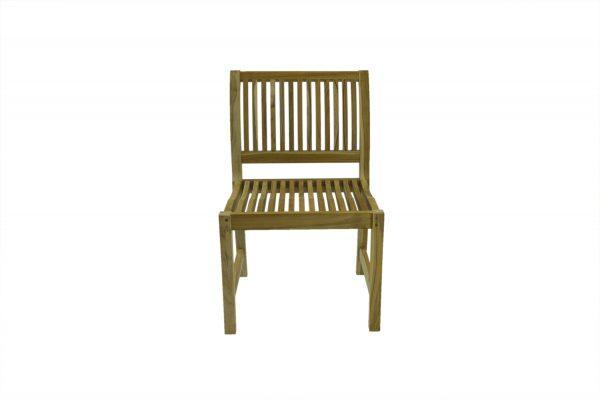 Traditional Side Chair Teak Furniture