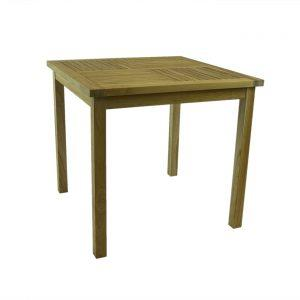 Square Dining Table Teak Furniture