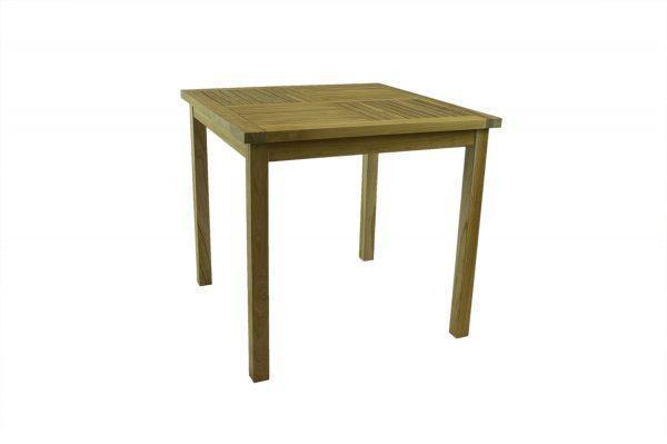 Square Dining Table Teak Furniture