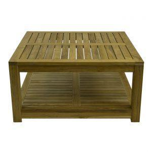Picole Rustic Teak Coffee Table