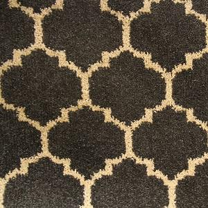 Cast Iron Premium Polyester Carpet