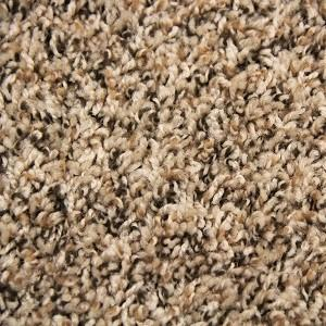 Ginger Bread Spiffalicious Polyester Carpet