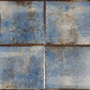 Blue Oasis Porcelain Waterline Tile
