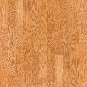 Natural Ruger Red Oak Engineered Hardwood Swatch