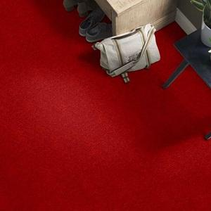 Real Red Dyersburg Classic Polyester Carpet