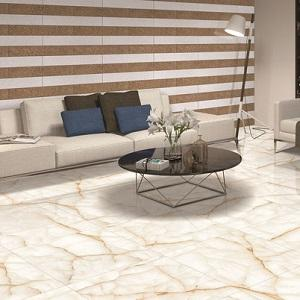 Honey Oasis Greda Square Polished Porcelain Tile
