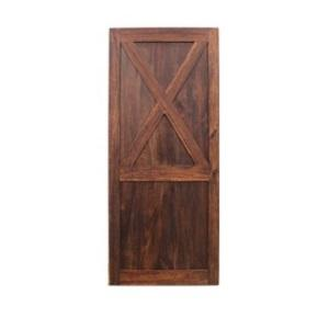 Black Coffee Southern Walnut Barn Door