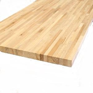 White Oak Unfinished Butcherblock Countertop