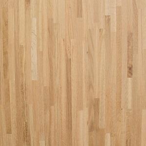 White Oak Unfinished Butcherblock Countertop