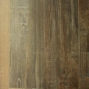 Rustic Walnut Luxury Vinyl Peel and Stick Planks