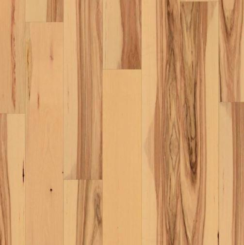 Sahara Hickory Exotic Engineered Hardwood Swatch