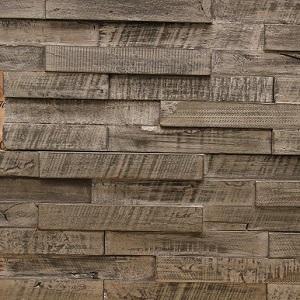 Silver Parawood Wall Panel