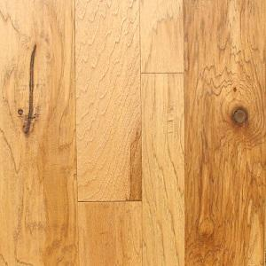 All Spice Leesburg Mixed Engineered Hardwood Swatch