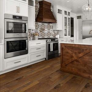 Cinnamon Leesburg Hickory Mixed Hardwood