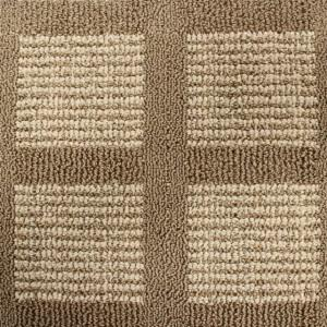 Sugar Honey Towne Square Pattern Carpet