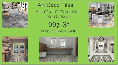 Art Deco Sale