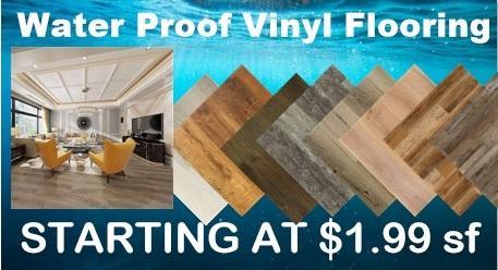 Click Lock Vinyl Flooring 1