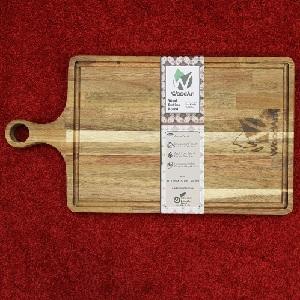 Acacia 10 x 18 Cutting Board