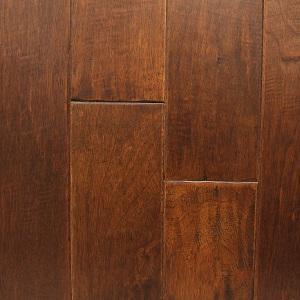 Balboa Brown Casitablanca Engineered Hardwood Swatch