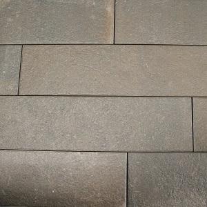 Dark Soho Porcelain Brick tile